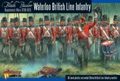 British Line Infantry - Waterloo (2014 Edition)