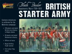 British Starter Army - Waterloo