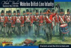 British Line Infantry - Waterloo (2015 Edition)