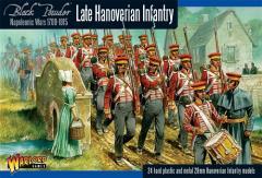 Hanoverian Line Infantry - Late