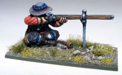 Marksman & Master Gunner