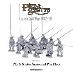 Armored Pike Block