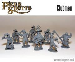 ECW Clubmen Militia