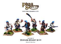 Highlanders Arrant Scum