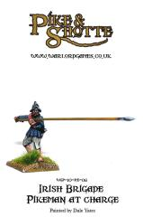 Irish Brigade Pikemen