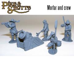 Mortar & Crew
