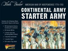 Continental Army Starter Army