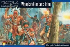 Woodland Indians Tribe