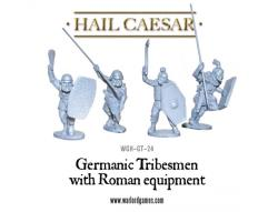 Germanic Tribesmen w/Roman Equipment