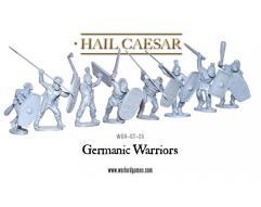 Germanic Warriors