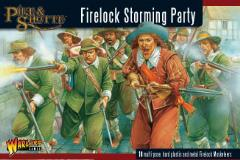 ECW Firelock Storming Party