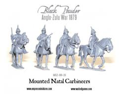 Mounted Natal Carabineers