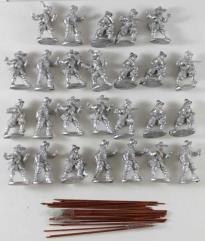 Imperialist Pikemen Collection #1