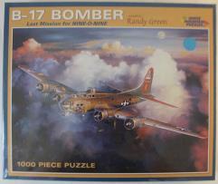 B-17 Bomber - Last Mission for Nine-O-Nine