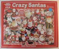 Crazy Santas