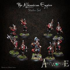 Albionnican Empire Starter Set