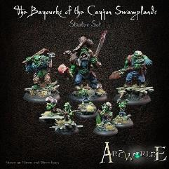 Bayourks of the Cayjon Swamplands Starter Set