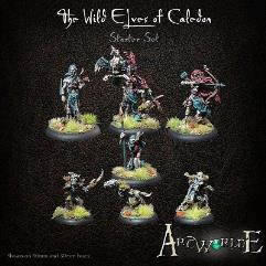 Wild Elves of Caledon