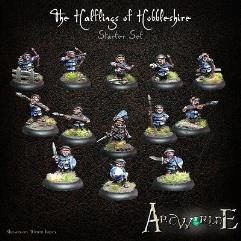 Halflings of Hobbleshire Starter Set
