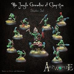 Jungle Gremlins of Chaq-Itza Starter Set