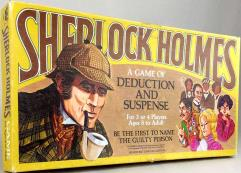 Sherlock Holmes - A Game of Deduction and Suspense
