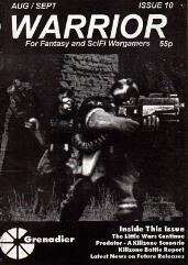 """#10 """"The Little Wars Continue, Predator - A Killzone Scenario, Operation Sword Thrust"""""""