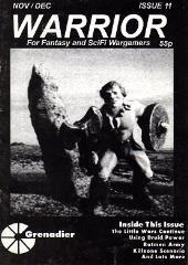"#11 ""Using Druid Power, Ratmen Army, Someone's Kiboshed the Kaisers Karzy"""