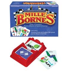 Mille Bornes - The Classic Auto Race Card Game (Collector's Edition)
