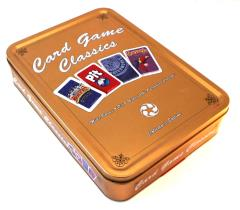 Card Game Classics Tin