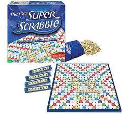 Super Scrabble - Deluxe Edition (2nd Edition)