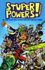 Stuper Powers! (Deluxe Edition)