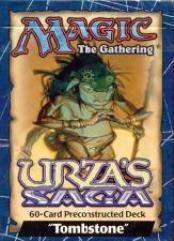 Urza's Saga - Tombstone