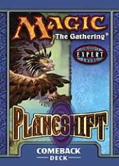 Planeshift - Comeback