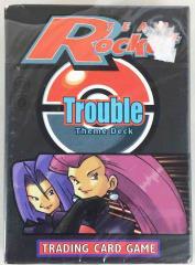 Team Rocket - Trouble Theme Deck