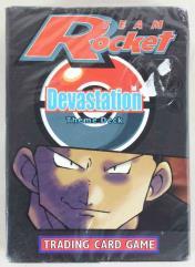 Team Rocket - Devastation Theme Deck