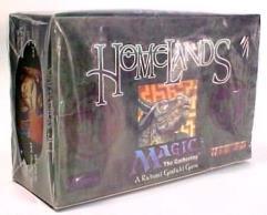 Homelands Booster Box