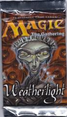 Weatherlight Booster Pack