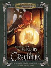 Expedition to the Ruins of Castle Greyhawk