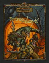 D&D Trilogy #3 - Fortress of the Yuan-Ti