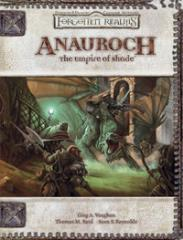 Forgotten Realms Trilogy #3 - Anauroch - The Empire of Shade
