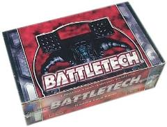Battletech Booster Box (Limited Edition) (36 Packs)