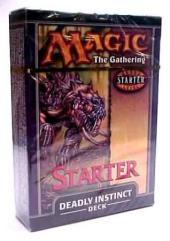 Starter 1999 - Deadly Instinct