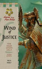 Four Winds Saga, The #3 - Wind of Justice