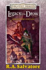 Legacy of the Drow, The - Collector's Edition