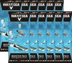 War at Sea - Fleet Command Booster Pack (Case - 12 Packs)