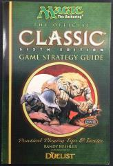 Official Classic Sixth Edition Game Strategy Guide, The