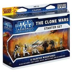 Clone Wars, The - Starter Set