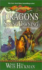 Chronicles #3 - Dragons of Spring Dawning