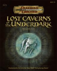 Dungeon Tiles #5 - Lost Caverns of the Underdark