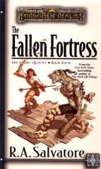 Cleric Quintet, The #4 - The Fallen Fortress (1993 Printing)